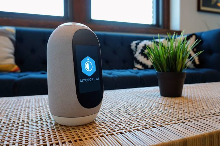 Mycroft Mark II is the open smart home voice assistant without the eavesdropping and privacy concerns of Google Home and Amazon Echo