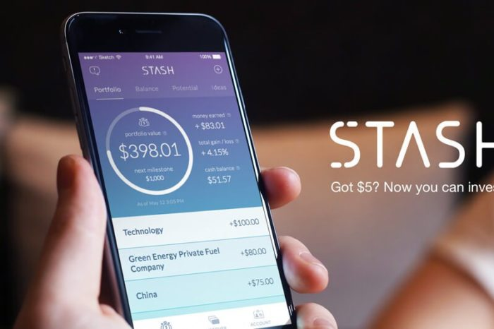Fintech startup Stash raises $37.5 million to accelerate product expansion and serve millions of financially underserved Americans