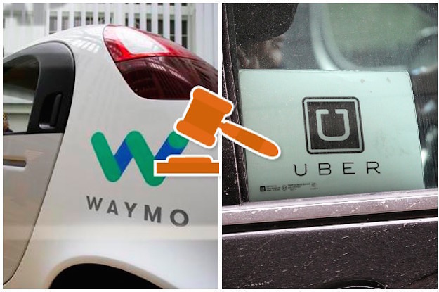 Google's Waymo and Uber settle lawsuit over allegedly stolen self-driving tech