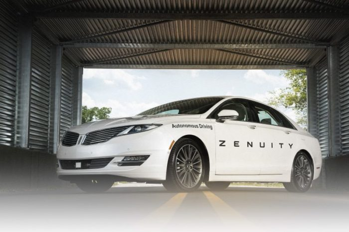 Autonomous driving software systems startup Zenuity acquires Beyonav intellectual property and trademarks