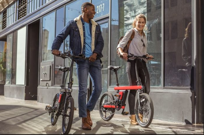 Zycle is a new folding e-bike with swappable battery for unlimited range