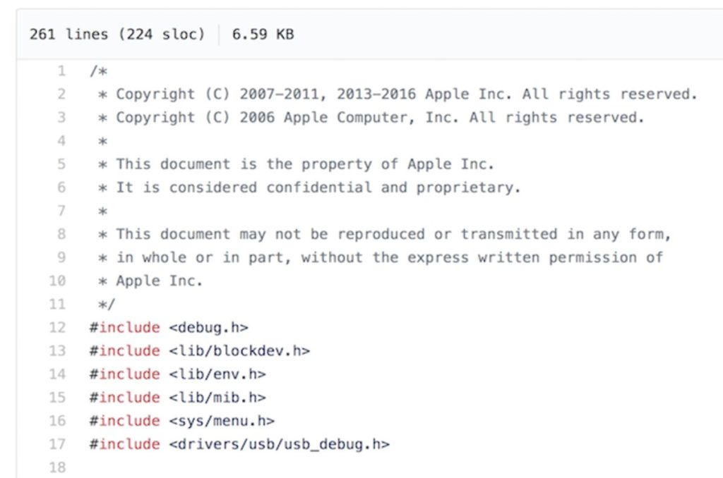 IOS iBoot Code Leaked, Huge Security Headache for Apple