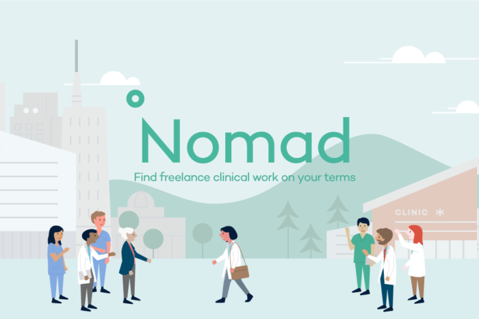Healthcare jobs startup Nomad Health raises $12 million to scale its marketplace nationwide