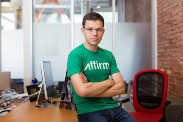 Affirm, a startup founded by PayPal co-founder, just launched Apple Pay Credit Card without the plastic