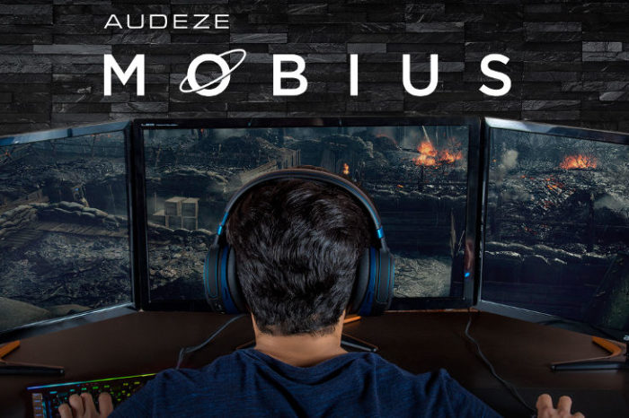 Mobius is the world's first immersive cinematic 3D audio gaming headphone
