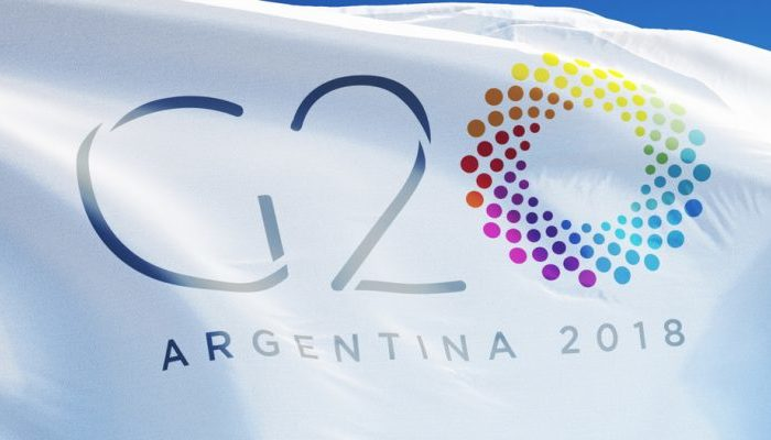 Cryptocurrency market bounces back after positive G-20 cryptocurrency meeting, calls for Cryptocurrency regulation recommendations by July 2018