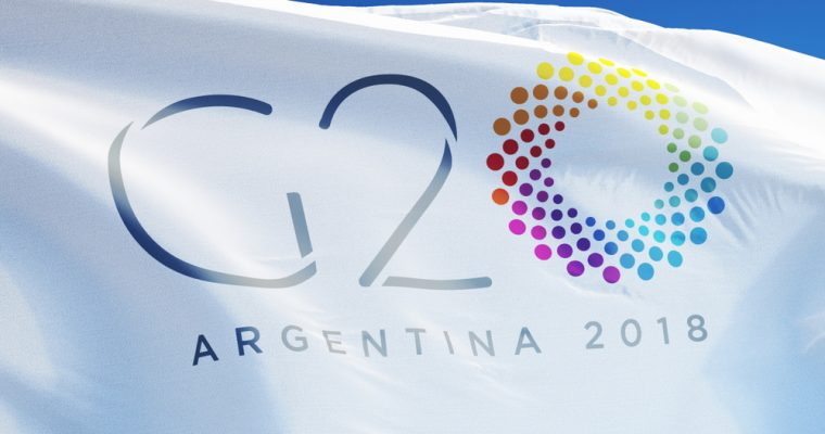 Cryptocurrency market bounces back after positive G-20 cryptocurrency meeting,calls for Cryptocurrency regulation recommendations by July 2018
