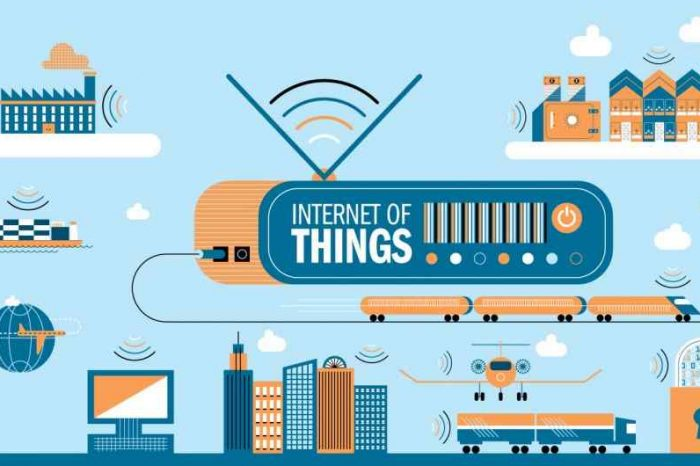 How the Internet of Things is Changing the Future of the Supply Chain