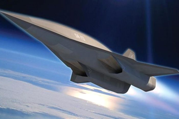 Weapons of the future: Lockheed Martin pitchesnew hypersonic planes, lasers that burn drones out of the sky, to the Pentagon