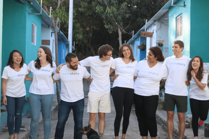 Nonprofit charity startup New Story is building affordable, zero-waste 3-D printed homes in poor communities