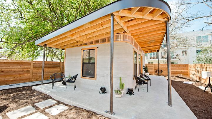 Nonprofit Charity Startup New Story Is Building Affordable Zero Waste 3 D Printed Homes In Poor