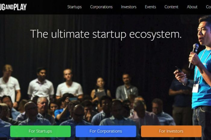 World's largest startup accelerator Plug and Play accepted 111 Startups into six of its accelerator programs
