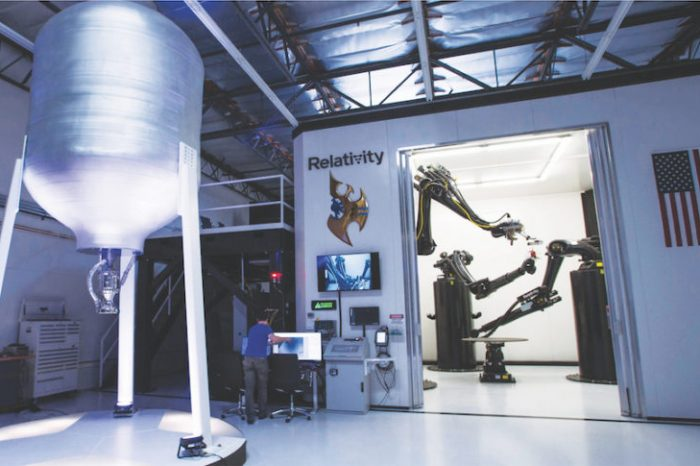 Relativity Space raises $0.5 billion in Series D funding to 3D print an entire space rocket and build the largest metal 3D printers in the world