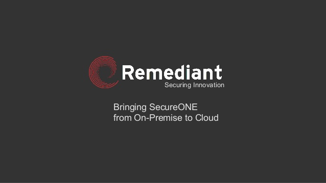 San Francisco cyber security startup Remediant partners with Lockheed Martin to protect sensitive government information