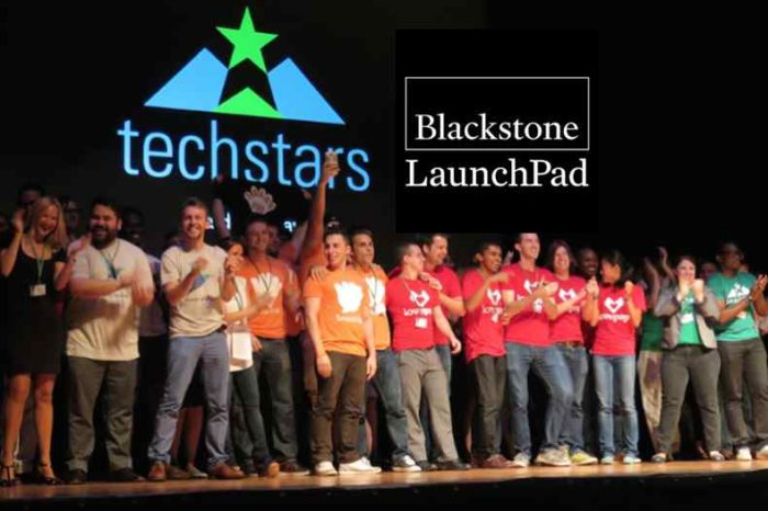 Startup accelerator Techstars is partnering with Blackstone to support student entrepreneurs globally
