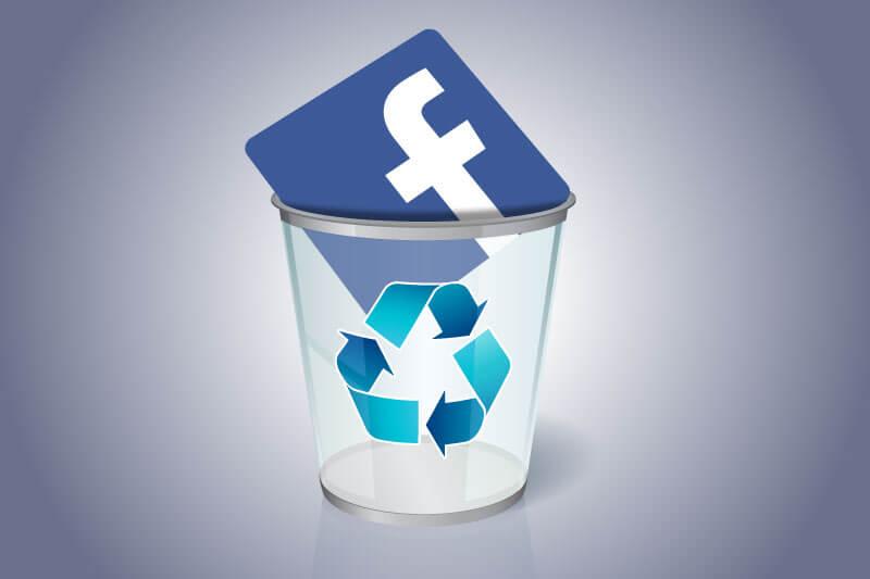 Image result for #deletefacebook