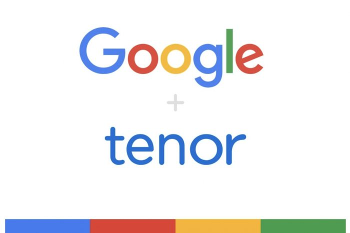 Google acquires GIF platform startup Tenor(and its 300 million users) to strengthen its image search engine