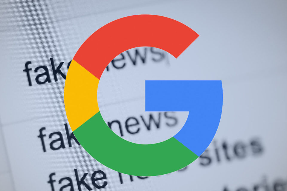 Google News Initiative announced to fight fake news and support journalism