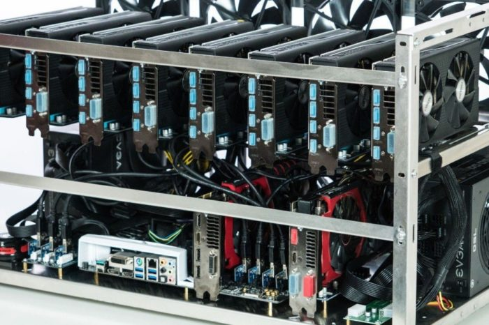 Blockchain startup HashChain Technology deploys 770 mining rigs for a total of 1.23 megawatts