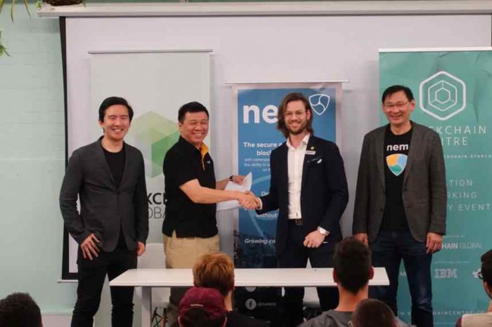 NEM Foundation and Smart Asset Blockchain developer announce beta launch of Catapult, a full-featured blockchain engine