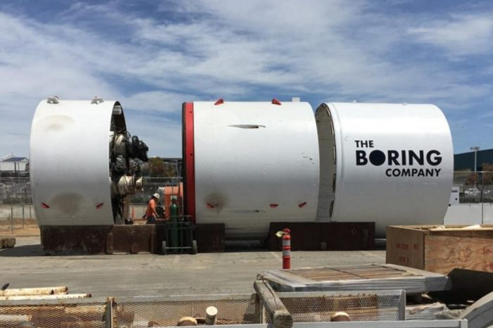 Elon Musk's Boring Company raises $112.5 million for hyperloop and high-speed tunnel projects