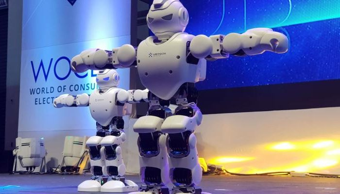 The rise of Chinese robotics startup companies