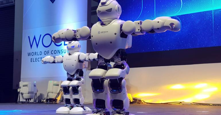 The rise of Chinese robotics startup companies | Startups