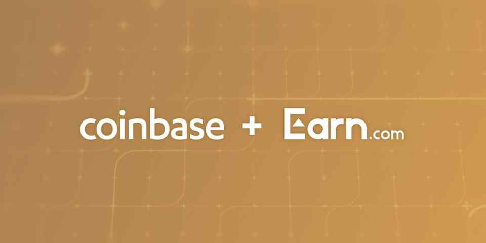 Digital currency exchange Coinbase buys Earn.com