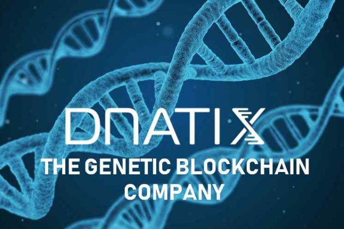 Genetic blockchain startup DNAtix conducted the first successful transfer of DNA Sequence over the Ethereum Blockchain