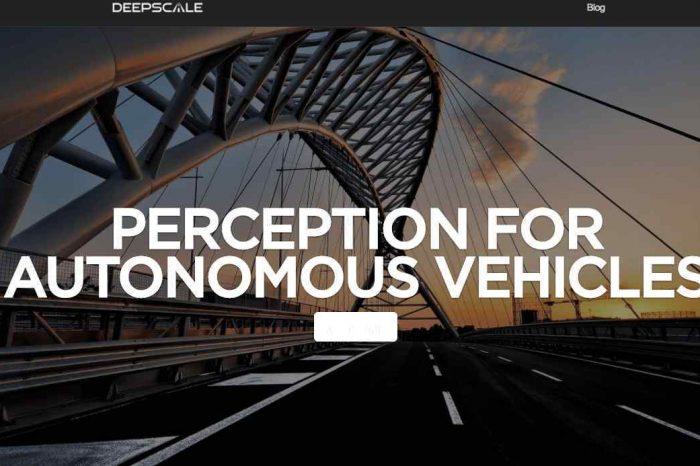 Artificial intelligence startup DeepScale raises $15 million to advance automated vehicle perception