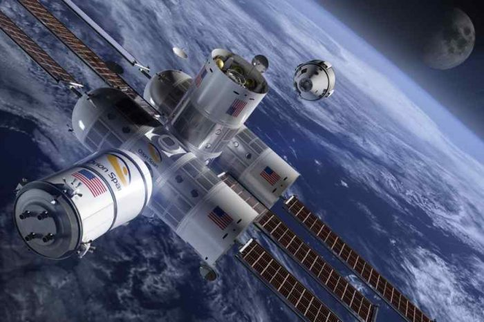 First-Ever Luxury Space Hotel Launched