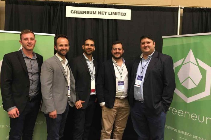 Greeneum launches the world's first blockchain-powered energy & data trading marketplace platform