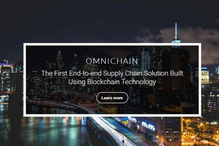 This Los Angeles startup aims to disrupt the supply chain industry with blockchain