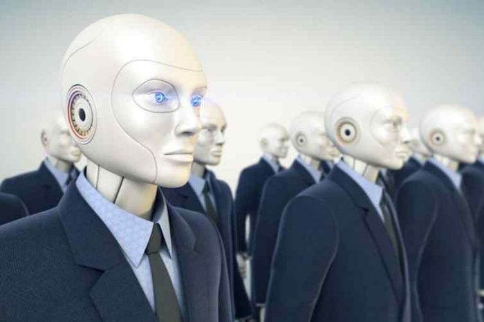 Robots could take millions of people's jobs causing a revival in Communism, warns Bank of England Governor