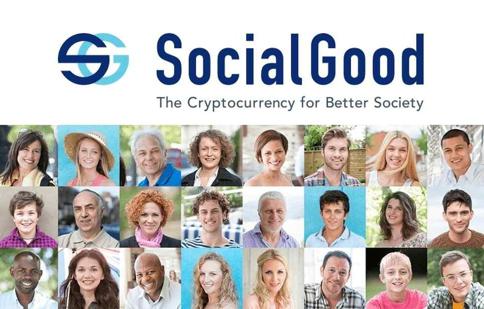 Social Good Project is the cryptocurrency for better society