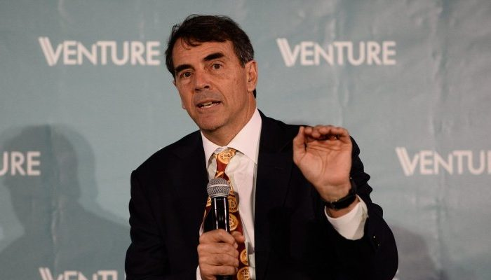 Venture capitalist and tech billionaire Tim Draper predicts bitcoin will reach $250,000 by 2022