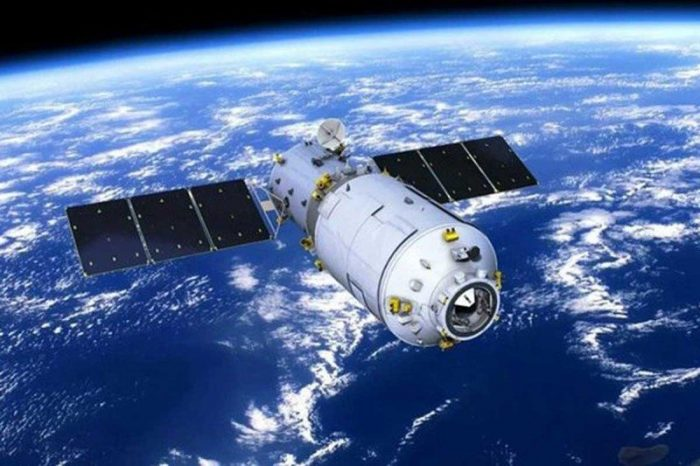 Tiangong-1, China's out-of-control space station, crashed to Earth over the South Pacific