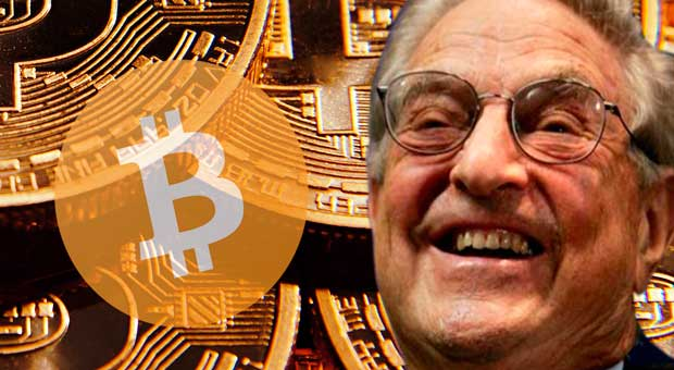 George Soros prepares to trade cryptocurrencies