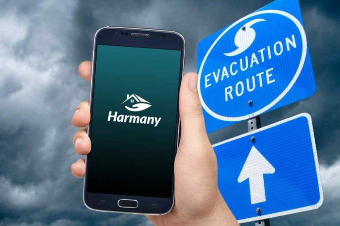 Harmany is a startup that aims to help thousands of evacuees find safe shelters during hurricane season