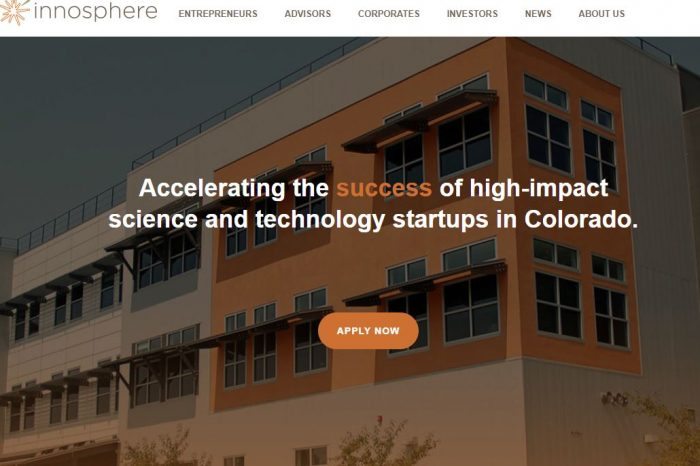 Colorado leading incubator Innosphere announces new batch of tech startups to join its cohort of 2018