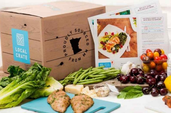 Local fresh food delivery startup Local Crate raises $1.4 million to accelerate growth and expand market
