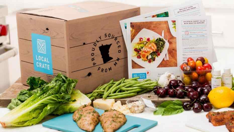 Local Fresh Food Delivery Startup Local Crate Raises 14 Million To