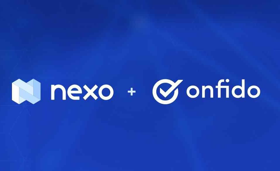 Cryptocurrency startup Nexo partners with Onfido to meet the highest KYC/AML compliance standards and automation