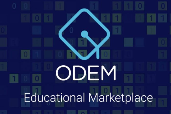 Odem is a new startup using Blockchain to transform education