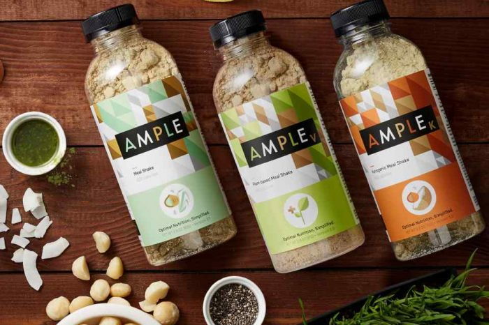 San Francisco-based nutrition startup Ample Foods raises $2 million to expand reach for its healthy meal