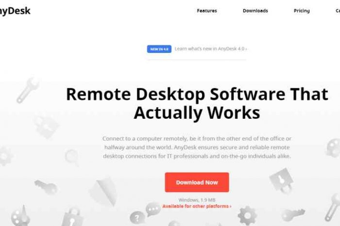 AnyDesk raises €6.5 million to reinvent the remote desktop experience for today's workforce