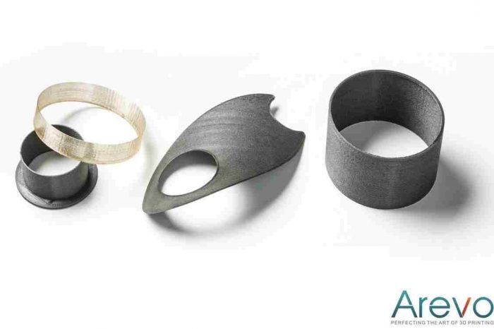 Silicon Valley startup Arevo raises $12.5 million to transform 3D printing into a tool for mass manufacturing