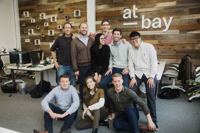 Cyber insurance startup At-Bay raises $13 million Series A funding co-Led by Khosla Ventures and Lightspeed