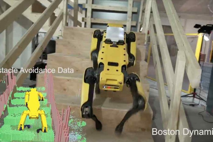 Boston Dynamics' Robot is back, now navigate entire offices by itself and even climb stairs