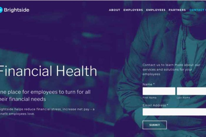 Financial health startup Brightside raises $4 million to improve employees' financial wellness